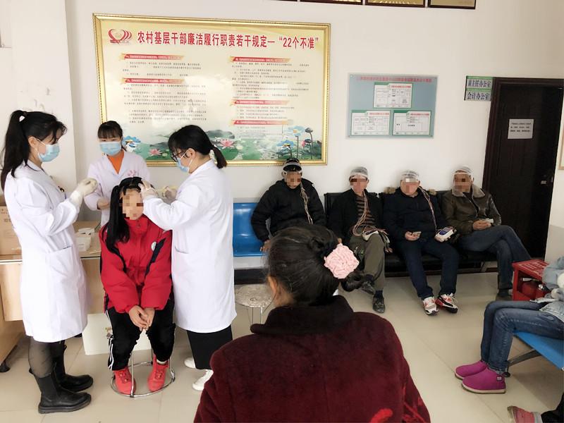 关爱癫痫·博爱助医·银杏叶癫痫病康复计划基层普查走进-黄平县